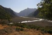 Confluencia río Paredones y estero de Flores