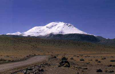 Volcán Guallatire