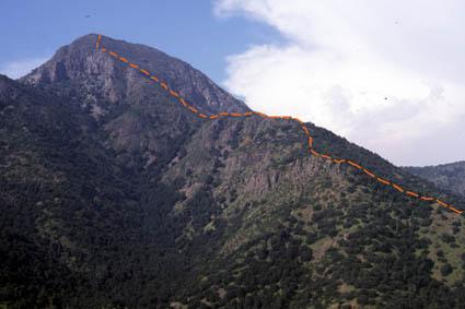Ruta Agua del Palo