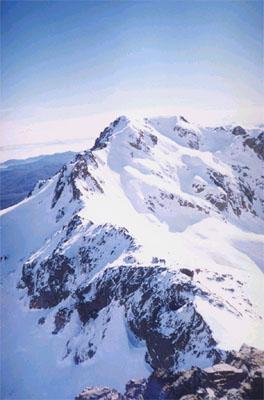Cerro Peine desde Pico Negro