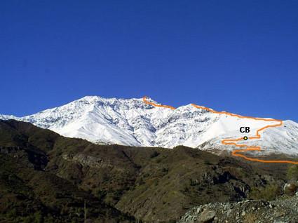 Cerro Palo Plantado