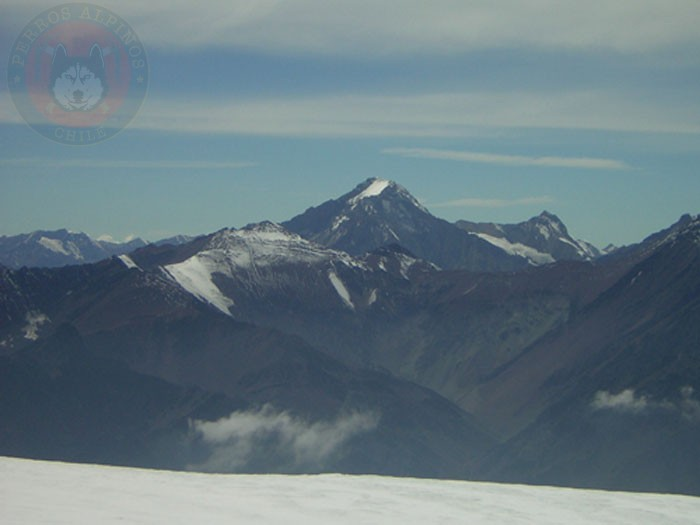 Polleras desde el Glaciar de los Castaños