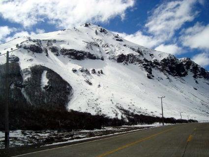 Cara Sureste del Pico 1920.