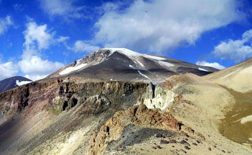 Volcán Azufreras
