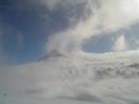 Volcan Villarrica y Glaciar Pichillancahue