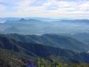 Vista a Santiago antes de llegar a Alto del Naranjo
