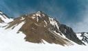 Cerro Vega desde el valle de lo Valdés