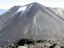 Volcán San Pedro desde el SP