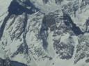 Bienvenidos a la Cordillera, desde el Avión.