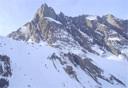 Flanco sur Cerro Arenas