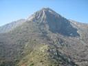 Cerro La Campana desde Morro el Jote