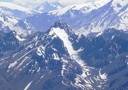 Glaciar sur del Diablo
