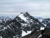 Desde la cumbre del Pico Negro