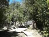 Puente sobre río Lenca