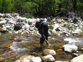 Cruce del río