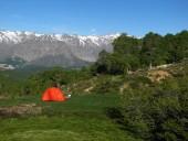 Primer campamento