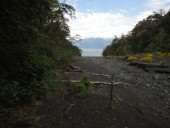 Quebrada cuarto río seco
