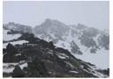 Vista de la cumbre desde el campamento