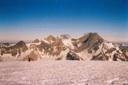 En el glaciar
