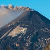 Actividad tras erupción del 2015