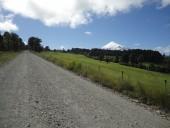 Camino hacia el refugio La Picada