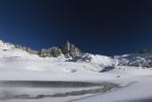 Morro Negro y laguna Garañino
