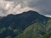 Cara suroeste del Alto del Gusano