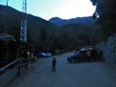 Entrada al Parque Nacional