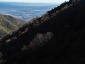 Vista hacia Valparaíso