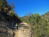 Último tramo antes del Plateau