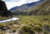 Entrada al valle del río Avilés