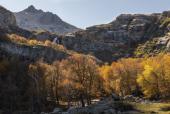 Ruta ascenso laguna Añintunes