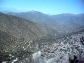 Panorámica desde Reserva Nacional Las Chinchillas