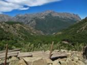 Mirador del valle de Ancoa