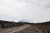 Cruce camino lagunas Cota Cotani