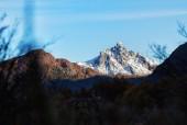 Quinquilil desde el Valle del Lanín