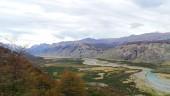 Valle río de las Vueltas