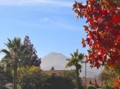Morro Guayacam desde San Carlos de Apoquindo
