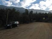 Estacionamiento sector La Peña