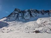 Cerro Arenas desde el sur
