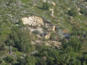 Mina de cuarzo