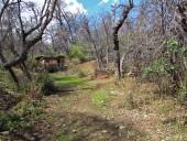 Cabaña semi abandonada