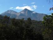 Cerro El Roble y Punta Imán