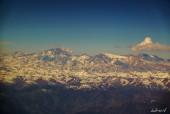 Cerro Mercedario desde Chile