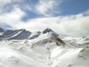 Cerro Bismarck desde el Colorado