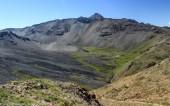 Descenso al Valle de Aguas Calientes