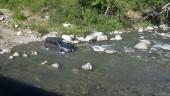 Cruce del río Diguillín