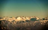 Alto San Juan y Nevado Piuquenes