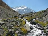 Arroyo ascenso Glaciar
