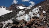 Penitentes 4600 msnm